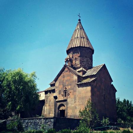 Saint Mariane Church, Ashtarak, Armenia