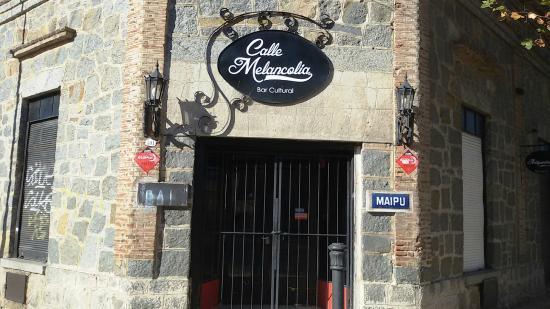 Calle Melancolia
