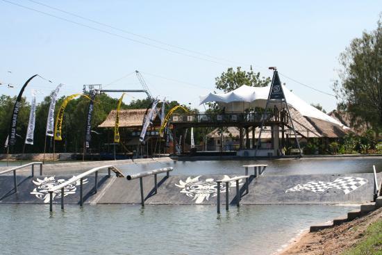 Bali Utd Kebanggan Kita Bali Wake Park