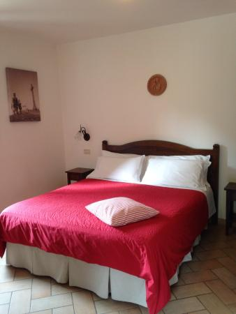 Bed & Breakfast Il Rivo: Camera doppia