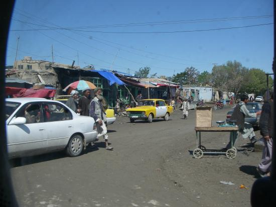 "Balkh, أفغانستان: ""Kan du köra radiobil, kan du köra i Afghanistan"""