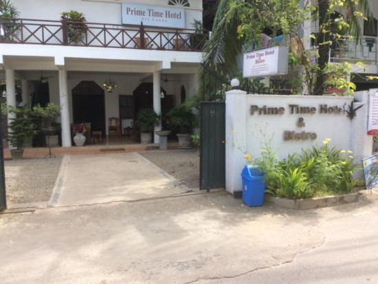 Prime Time Hotel : Main