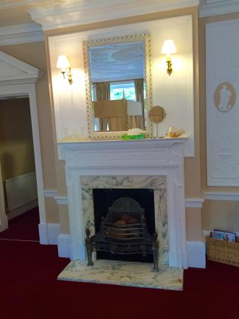 The Town House: The bay room
