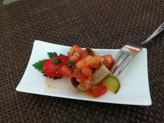 jakob : Gruss aus der Küche - excellent