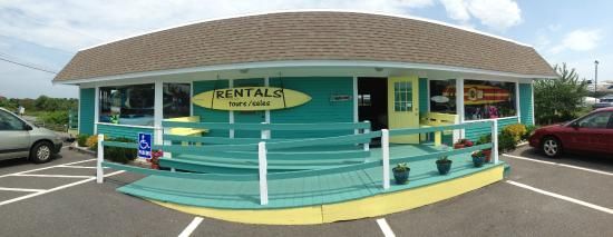 Bass River Kayaks, Cruises and Paddleboards: SUP Shop 118 Main Street, West Dennis