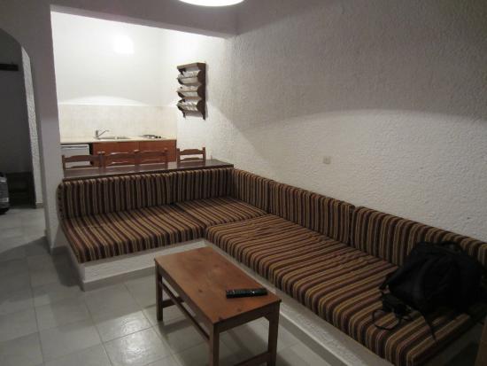 Karavos: Our apartment