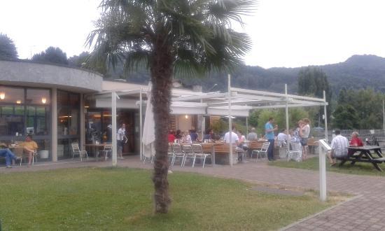 Ranco, إيطاليا: Esterni