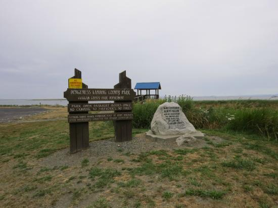 Dungeness Landing County Park