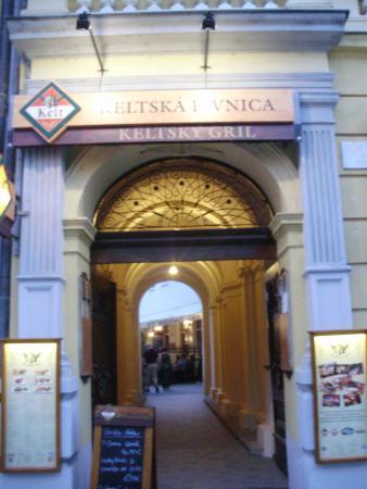 Keltsky Gril & Keltska Pivnica