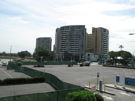 Parkplatz Picture Of Hilton Garden Inn Los Angeles Marina Del Rey Marina Del Rey Tripadvisor