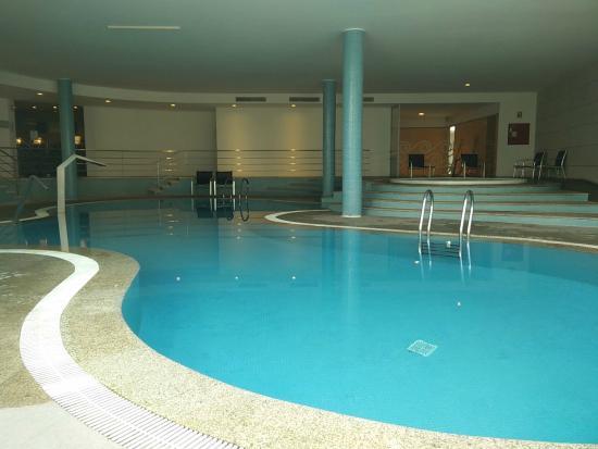 Piscina interior foto de monte prado hotel spa - Piscinas de interior ...