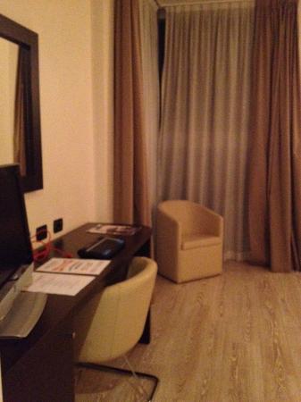 Park Hotel Cassano: Camera