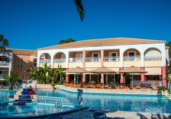 Olympia hotel laganas gr cia 143 fotos e avalia es for Piscina hotel olympia