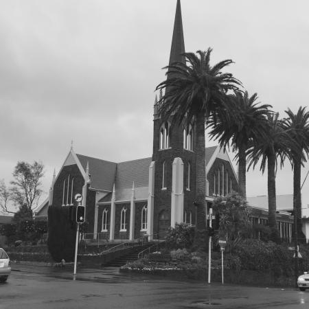 Taranaki Cathedral, Church of St Mary