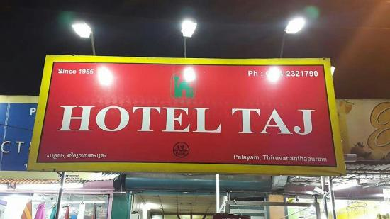 Taj Hotel Restaurant