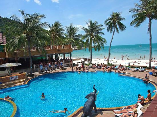 Phangan Bayshore Resort Ban Hat Rin Hotel Reviews Photos Rate