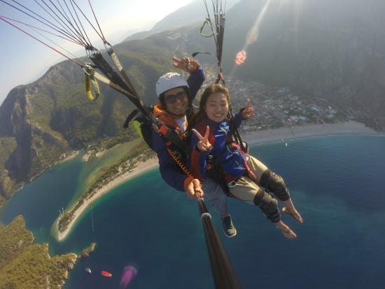 Pegas Paragliding: from today 4 .7 20015