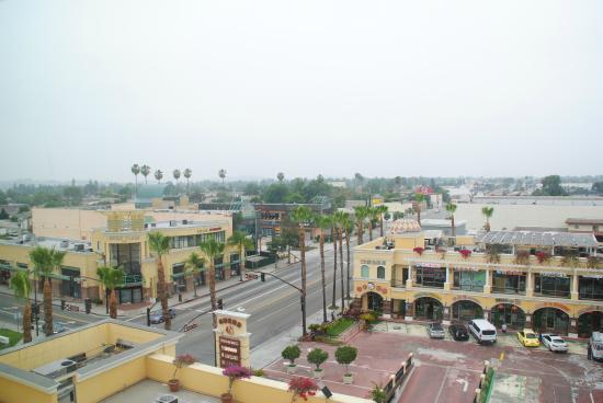 Hilton Los Angeles/San Gabriel: View from room