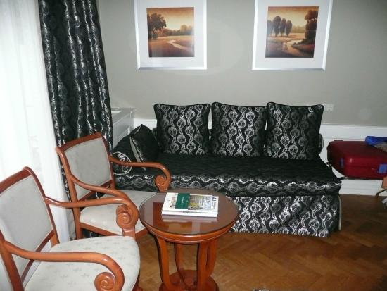Apollofirst boutique hotel Amsterdam: Chambre