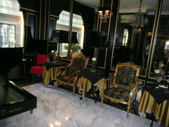 Salon Picture Of Apollofirst Boutique Hotel Amsterdam