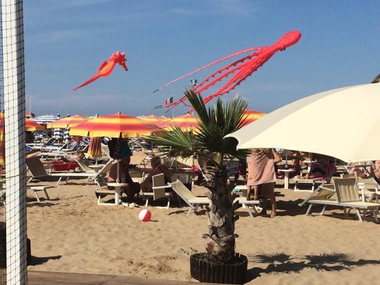 Miramare, Olaszország: Bagno 139 Acqua e Sale