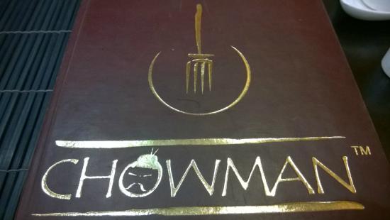 Chowman