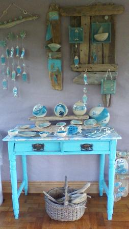 Ballinskelligs, Ireland: Our coastal inspired gallery/shop