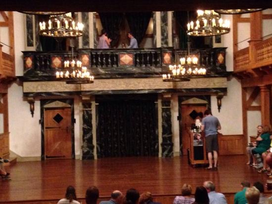 American Shakespeare Center: Great performance - worth the trip to Staunton!