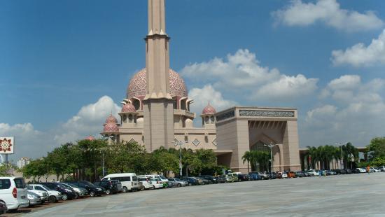 Malásia: Masjid