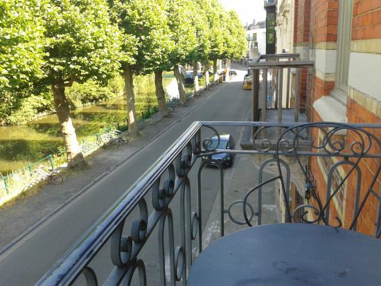 Engelen Aan De WaterKant: Balcony