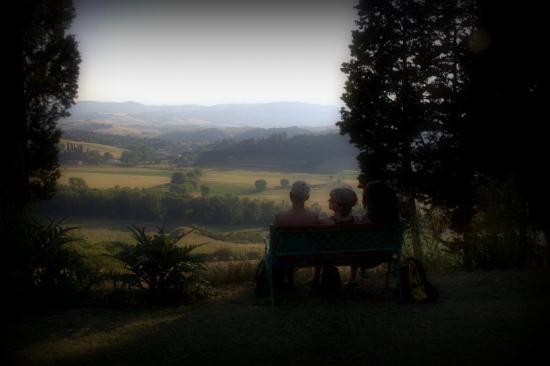 I Moricci: a view