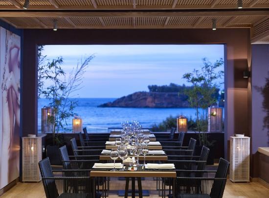 SENSIMAR KALLISTON Resort & Spa by ATLANTICA: Yuni - ko a la carte Asian Restaurant