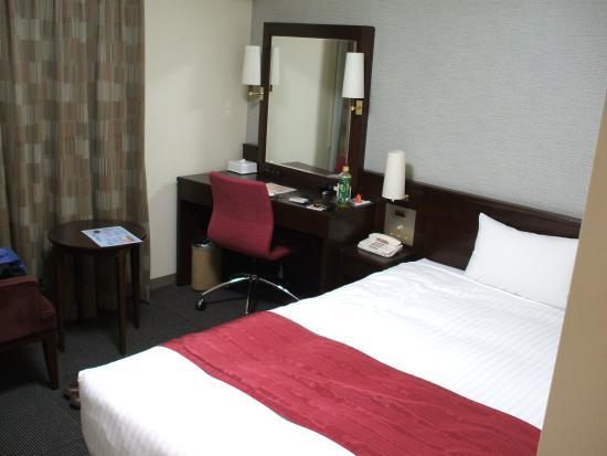Hotel Hokke Club Hakodate : シングルルーム
