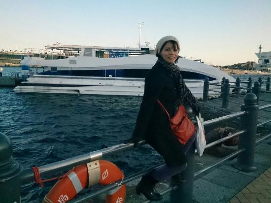 Yokohama Bay Side Marina