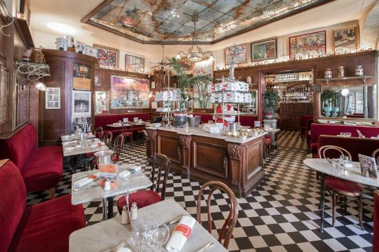 le d cor du bistrot de lyon picture of le bistrot de lyon lyon tripadvisor. Black Bedroom Furniture Sets. Home Design Ideas