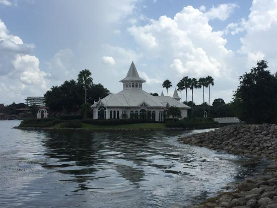 Disneys Grand Floridian Resort Spa Wedding Chapel