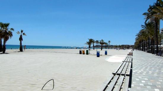 Playa Muchavista: View Looking West