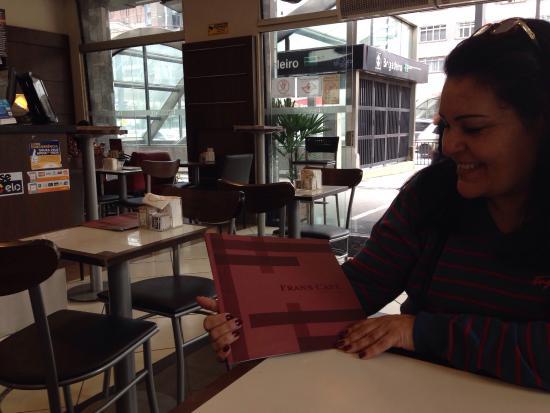 be1966523df Fran s Cafe  Muito bom ! Fran s Cafe  Suco na hora certa!