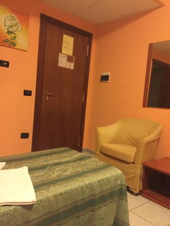 Hotel Leon: Camera