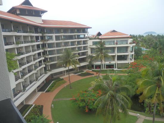 Shangri-La's Tanjung Aru Resort & Spa: vhgv
