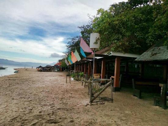 HK Beach Resort: Cottage Area