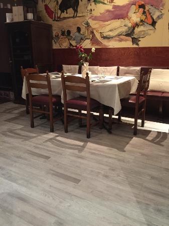 Taverna Spagnola : Inteno