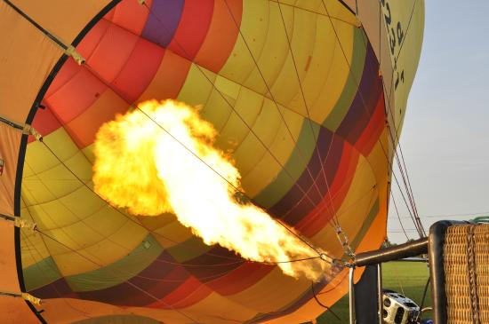 Sunkiss Ballooning: Getting Inflated