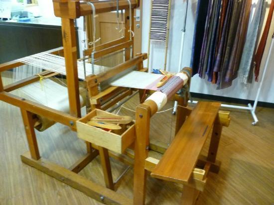 Yoneori Osharekan Yonezawa Textile Museum
