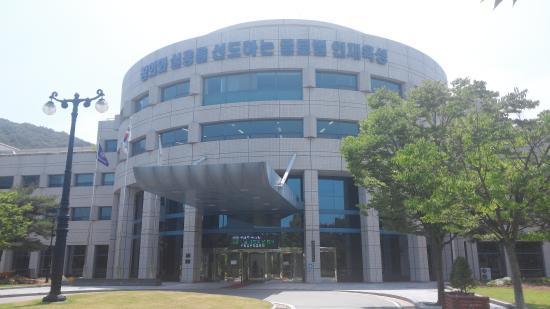 Cheonan, كوريا الجنوبية: building