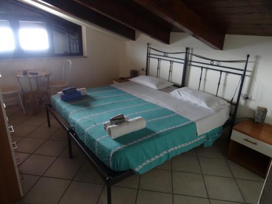 camera da letto - Foto di B&B La Rosa Dei Venti, Palinuro - TripAdvisor