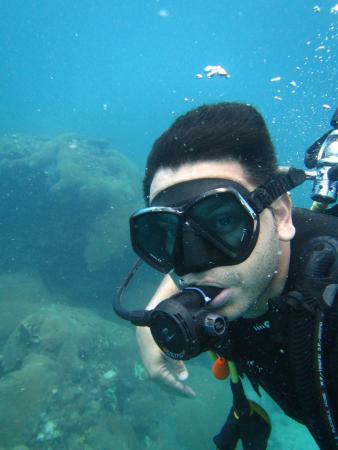 ดิสคอเวอรี่ ไดว์ เซนเตอร์: Great experience for us first time divers