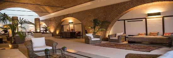 Delser Manor House Hotel: Atrium 2