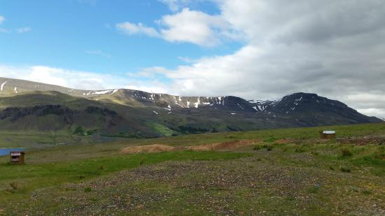 Eskimos Iceland Clay Pigeon Shooting Location