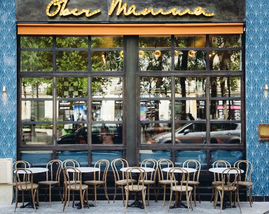 Photo of Italian Restaurant Ober Mamma at 107 Boulevard Richard Lenoir, Paris 75011, France